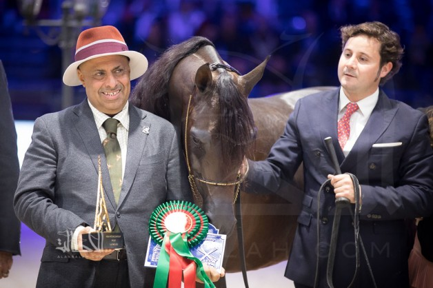 «الشقب» يحقق أعلى درجات البطولة و«السيد» يواصل سيطرته لليوم الثاني على التوالي في (باريس 2017) – النتائج