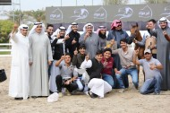 خيول «الخشاب» تنافس بقوة في بطولة الكويت الوطنية السادسة و«غزل الخشاب» تتفوق في فئة المواليد بالإجماع