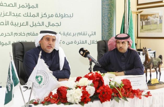 300 من الخيل تمثل مرابط عربية وأوربية وامريكيه تتنافس على ألقاب بطولة مركز الملك عبدالعزيز الدولية الثالثة