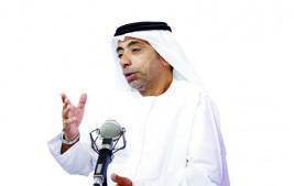 عبد الله بن خصيف : عمار النعيمي اكتشف موهبتي في التعليق