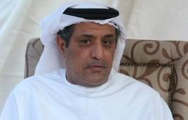 عصام عبدالله يشيد بدعم سمو الشيخ محمد بن حمد الشرقي  لبطولة الفجيرة