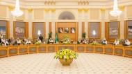 مجلس الوزراء يعين «القحطاني» و«الفوزان» و«المعود» أعضاء في مجلس إدارة مركز الملك عبدالعزيز للخيل العربية الأصيلة – صور