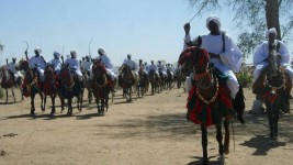 تضاؤل الاهتمام بمنافسات الخيول في السودان