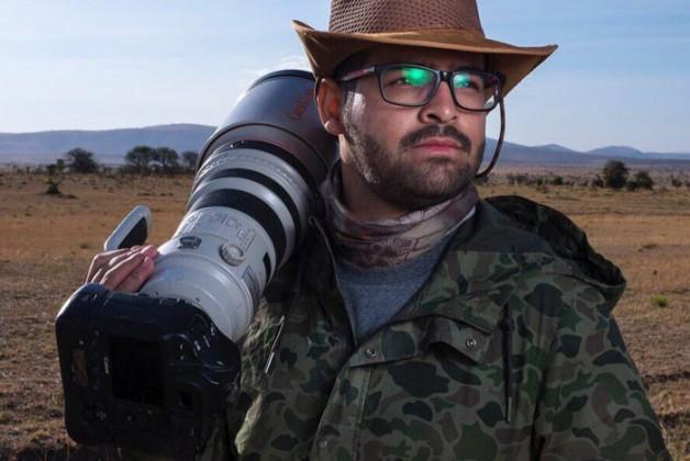 مصور في سطور : نواف العصيمي .. حاصل على عدة جوائز ومصور رسمي في عدة مناسبات