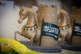 (الخالدية) تفرض سيطرتها على أول أيام (الرياض لجمال الخيل العربية 2018) في نسختها الثانية – نتائج الفئات