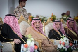 فيصل بن بندر : أشكر اللواء محمد المعود الذي أظهر «بطولة الرياض» بشكل بارز وزملاءه في كل جزء من المنافسة