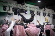 صور مقتطفة من اليوم الختامي من بطولة الرياض ٢٠١٨ لجمال الخيل العربية الأصيلة