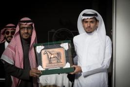 «أيهم الراجحية» يحصل على جائزة الواهو لعام ٢٠١٧م