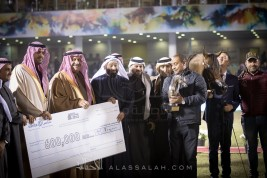 النتائج النهائية بالصور لبطولة الجمال بمهرجان الأمير سلطان العالمي للجواد العربي 2018