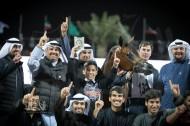صور مقتطفة لليوم الأول من بطولة الكويت الدولية ٢٠١٨ لجمال الخيل العربية الأصيلة