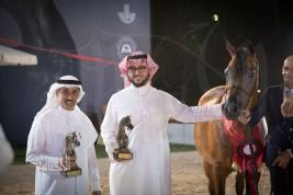 صور مقتطفة من بطولة الشرقية لجمال الخيل العربية الأصيلة ٢٠١٨