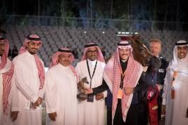 النتائج النهائية لبطولة الشرقية لجمال الخيل العربية الأصيلة 2018