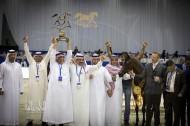 النتائج النهائية بالصور لبطولة دبي الدولية للجواد العربي 2018