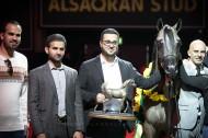 """فخر الإنتاج السعودي """"ماهر السيد"""" ينال فضية الأمهر عمر سنة في بطولة كل الامم 2018"""