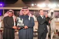 ذهبية وفضية لمربط عذبة خلال بطولة العرب 2018 لجمال الخيل العربية