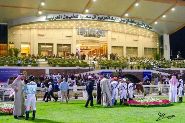 في إطار العلاقات المميزة بين السعودية والإمارات مزارع شادويل العالمية في ميدان سلطان