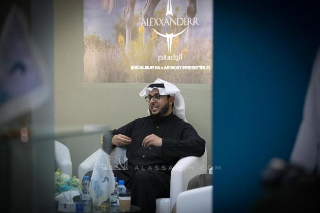 خالد السيد: إقامة البطولة في العاصمة لأول مرة يعتبر خطوة مهمة ونطمح في ان ترتقي وتتطور