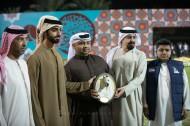 مربط الجواهر: يحقق أكبر عدد من الجوائز في بطولة عجمان ٢٠١٩