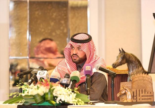 فهد بن خالد بن سلطان: دعم القيادة ارتقى بمنافسات الخيل العربية الأصيلة