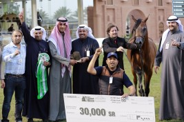 صور مقتطفة من اليوم الأول من مهرجان الأمير سلطان العالمي 2019 للجواد العربي