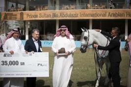 نتائج أشواط الخيول السعودية الأصل والمنشأ  بمهرجان الأمير سلطان العالمي 2019