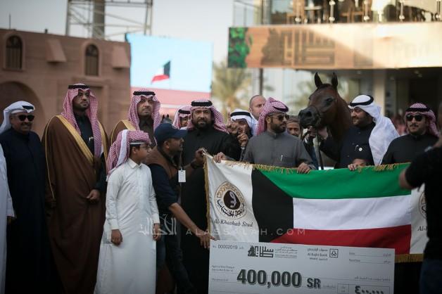 «الخشاب» ينتزع ذهبية المهرات في ختام مهرجان الأمير سلطان العالمي بالمتألقة «رشيدية»