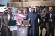 المهر الواعد «ماهر السيد» يحقق جائزة الواهو لعام ٢٠١٨م