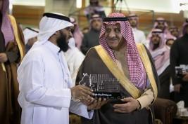 الأصالة: شكراً سمو الأمير خالد بن سلطان .. تكريمكم وسام غالي ..!