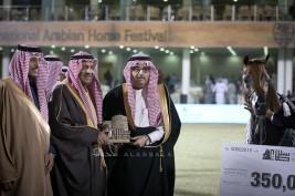 «عذبه» يحقق برونزية وفضية ويهيمن على بطولات الخيول السعودية بمهرجان الأمير سلطان العالمي 2019