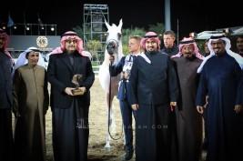 فهدة عذبه تنال برونزية الأفرس في مهرجان الكويت الدولي (2019)