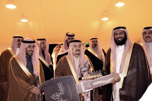 النتائج النهائية للمهرجان السعودي للجواد العربي (عبيَّة) 2019
