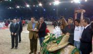 النتائج  النهائية لبطولة كأس العالم للخيل العربية الأصيلة باريس ٢٠١١