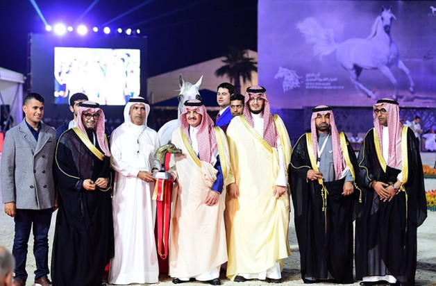 A high success for the second version of the Asharqia Arabian Horse Classic