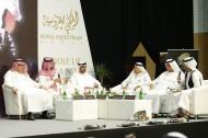 مؤتمر دبي الدولي للفروسية ينطلق بمشاركة رفيعة والمشاركون يؤكدون على متانة العلاقات بين الإمارات والسعودية لتطوير الخيل العربية