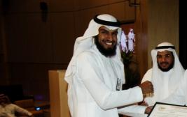 جمعية الإمارات للخيل العربية تكرّم الدغيلبي