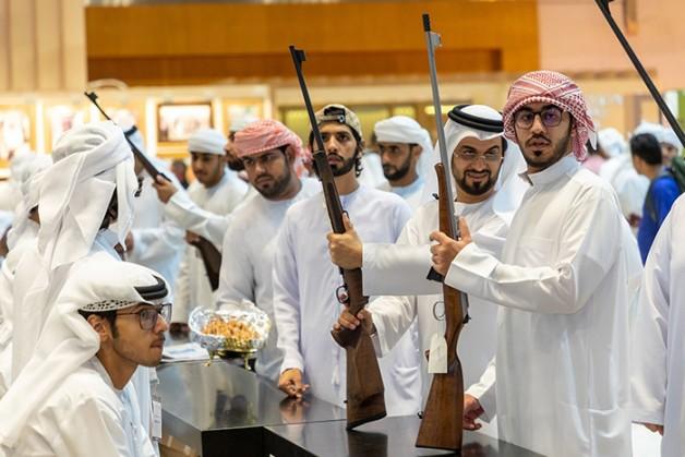 أكثر من 115 ألف زائر ومبيعات تجاوزت 70 مليون درهم بمعرض أبوظبي الدولي للصيد والفروسية 2019