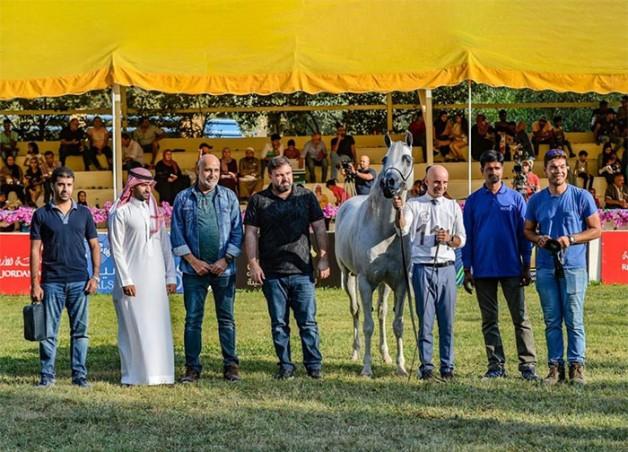 ذهبية وفضية لمربط السيد في بطولة الشرق الأوسط 2019 بالأردن