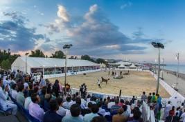 صور مقتطفة من بطولة الشارقة كلبا 2019 للخيول العربية