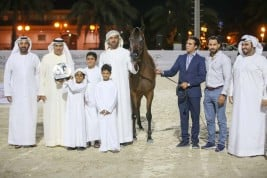 ذهبيتان وفضية وبرونزيتان لخيول مربط دبي في بطولة المربين ٢٠١٩
