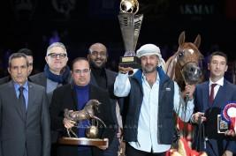 النتائج النهائية بالصور لبطولة العالم باريس 2019 لجمال الخيل العربية