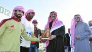 خالد بن سلطان: نفخر دوماً بإنجازات فرسان الإمارات في سباقات القدرة