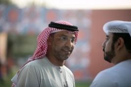 خالد العميري: النسخة الـ ١٨ من بطولة عجمان ستكون متميزة في كل شيء