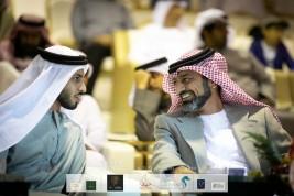 صور مقتطفة لليوم الختامي من بطولة عجمان 2020 لجمال الخيول العربية