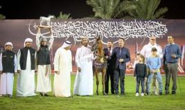 «دبي» يسطع بريقه بالذهب في بطولة عجمان 2020