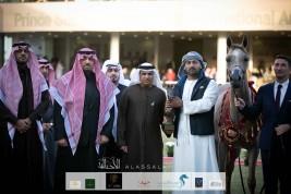 مربط دبي يخطف الأضواء ويتألق بالذهب في ختام بطولة مهرجان الأمير سلطان بن عبدالعزيز 2020