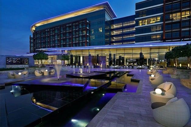 فندق ماريوت الفرسان يستضيف المشاركون في بطولة الشراع الدولية 2020