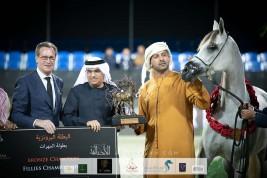 فضيتان وبرونزيتان لمربط دبي في بطولة الشراع الدولية 2020