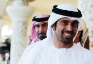 محمد بن زايد يدعم خليفة الفورة في مشاركاته العالمية في تحكيم الخيل العربية