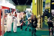 معرض دبي الدولي للخيل 2012 يقام 15 الجاري