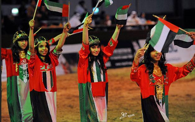 فعاليات الإمارات للخيول العربية الأصيلة للموسم 2012 – 2013
